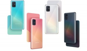Лучший смартфон Samsung в 2020 году. Samsung Galaxy A51 64GB