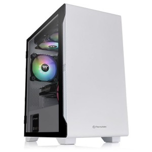 Представлен корпус Thermaltake S100 Tempered Glass