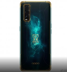 OPPO Find X2 - издание League of Legends выйдет 19 октября