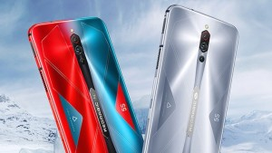 Nubia Red Magic 6 показали на пресс-рендерах