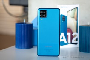 Samsung Galaxy A12 обновили до Android 11