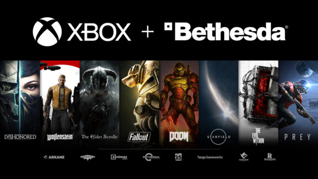 Microsoft купил Bethesda, id Software и всю группу ZeniMax Media