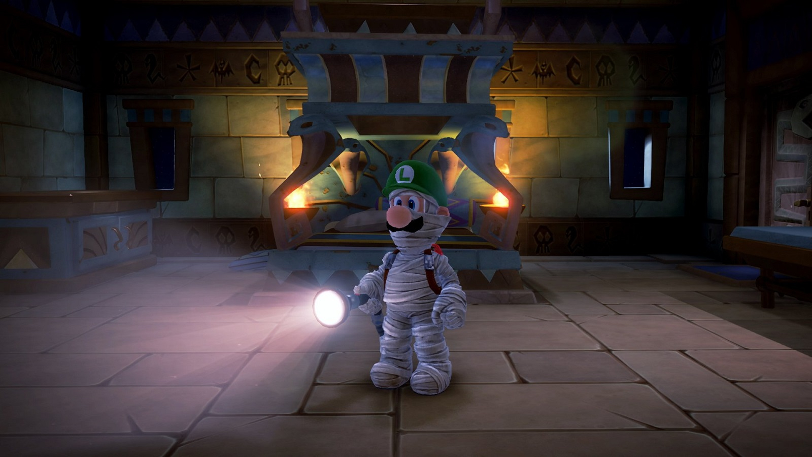 Для Luigis Mansion 3 вышла первая часть многопользовательского дополнения