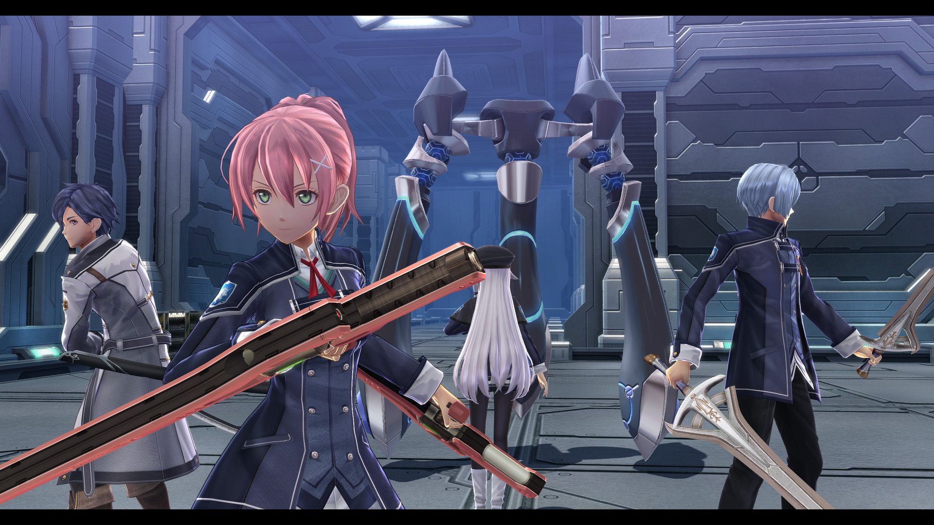 Ролевая игра The Legend of Heroes: Trails of Cold Steel III обзавелась демоверсией на ПК и Nintendo Switch