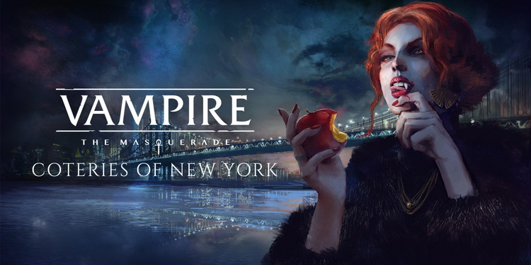 Объявлена дата выхода вампирской новеллы Vampire: The Masquerade  Coteries of New York на PlayStation 4