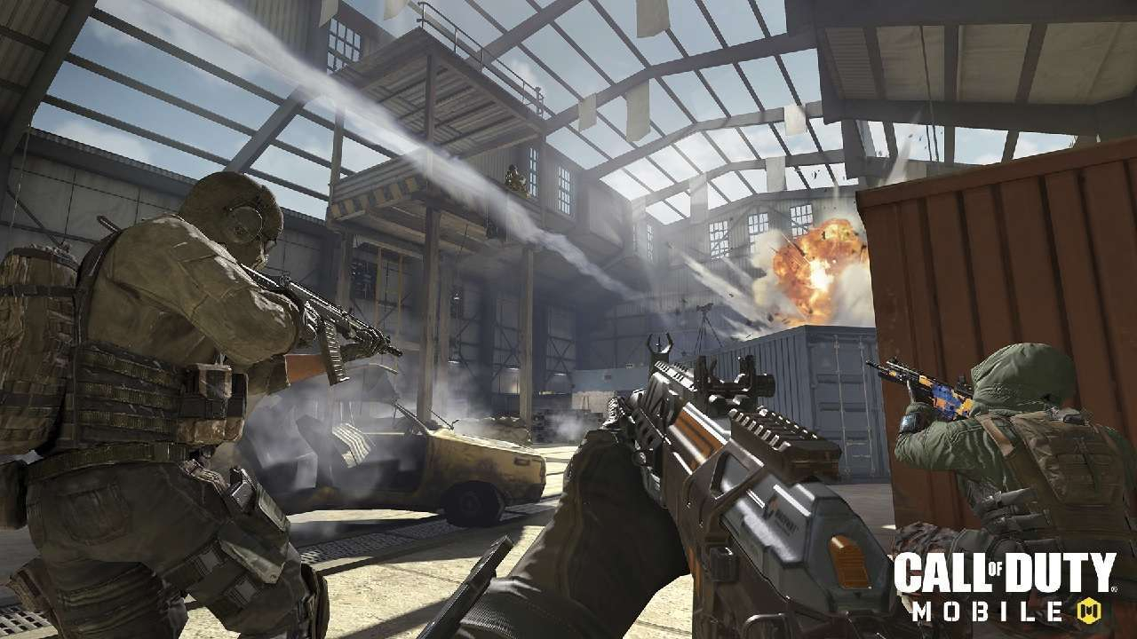 Всех в лагеря: карта ГУЛАГ скоро появится и в Call of Duty: Mobile