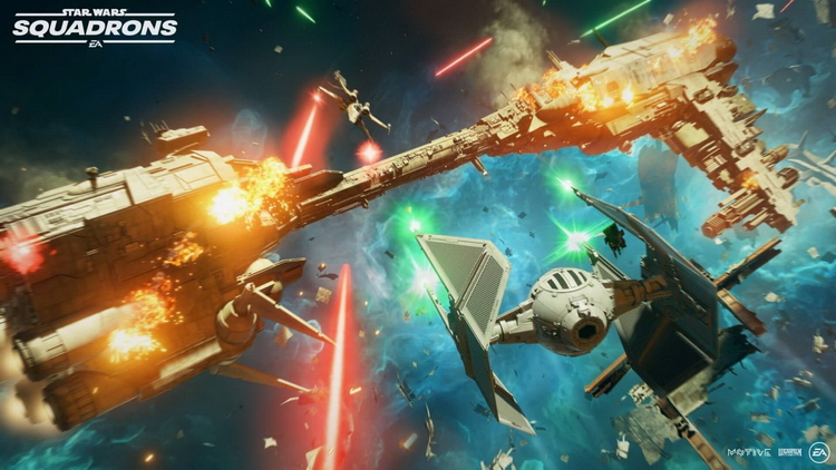 Драйвер AMD Radeon 20.9.2 принёс оптимизации для Star Wars: Squadrons и другие новшества