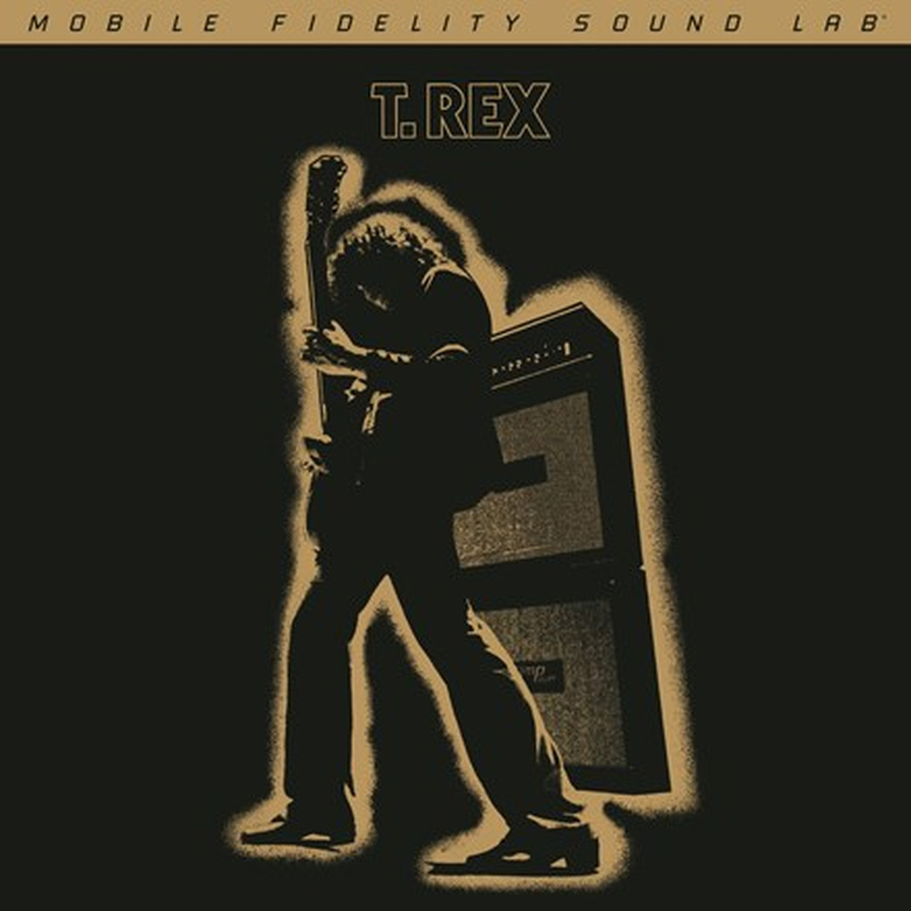 T. Rex Electric Warrior - издание на 45 оборотов от Mobile Fidelity