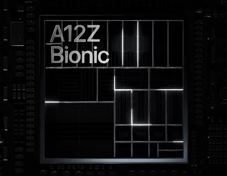 Платформа Apple A12Z Bionic в новых iPad Pro  это всё та же A12X Bionic, только со всеми активными ядрами GPU