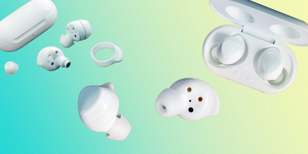 Обзор Samsung Galaxy Buds  конкурентов AirPods Pro для Android-смартфонов