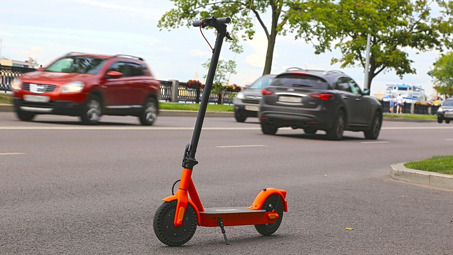 Обзор самоката iconBIT Kick Scooter CITY PRO: свой в городе
